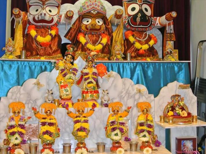 Visit the Audarya Dhaam Temple