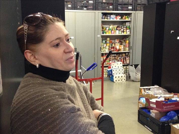 Meet the people of the Food Bank