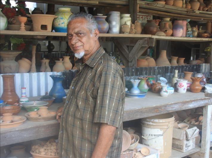Visit Parohi's Pottery